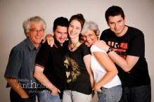 Portrait famille Saint-Brieuc