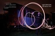 Lightpainting Saint-Brieuc