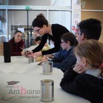 J'organise des ateliers photos pour les enfants et les adultes dans les écoles et autres structures accueillant du public