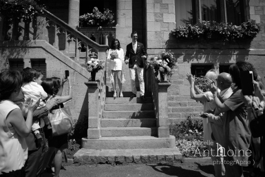 Mariage mairie Pleneuf Val Andre Photographe Christelle Anthoine Saint-Brieuc