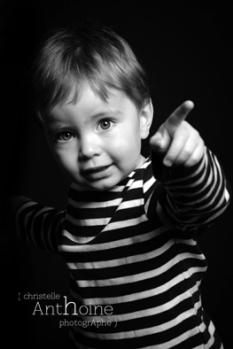 Portrait enfant photo Saint brieuc photographe Christelle Anthoine