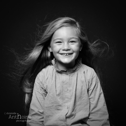 Portrait studio photo enfant saint brieuc photographe Christelle Anthoine bretagne côtes d'amor
