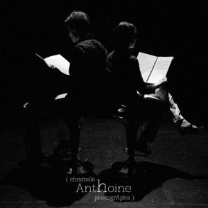 Christelle Anthoine Photographe Théâtre du Totem