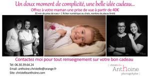 Offre fête des mères 2015 Saint-Brieuc photos studio