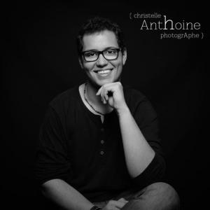 Portrait Noir et blancChristelleAnthoinePhotographeSaint-Brieuc