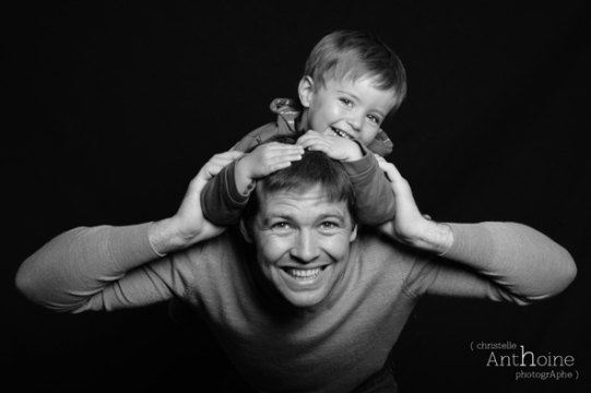 portrait studio enfant parent photographe saint brieuc christelle anthoine photographe