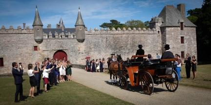 Mariage château Bienassis Erquy photographe Saint-Brieuc Christelle Anthoine
