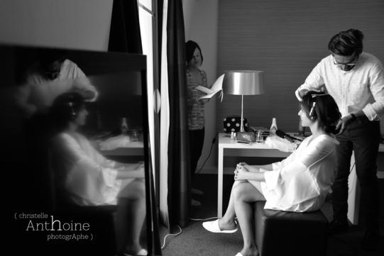 Mariage Pleneuf Val Andre Spa Marin du Val André Thalasso Resort préparatif mariée photographe Saint-Brieuc Christelle Anthoine