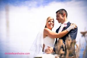 Photographe mariage Penvenan plage Port Blanc Christelle ANTHOINE  Saint-Brieuc