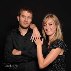 Séance photo couple saint brieuc photographe saint brieuc Christelle ANTHOINE