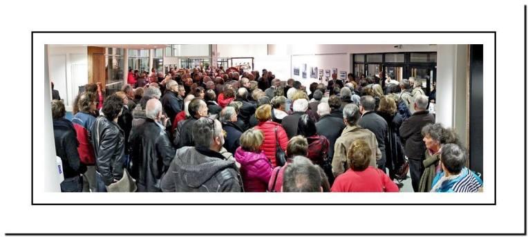 Vernissage exposition RN12 Cap plérin Christelle ANTHOINE Photographe Saint-Brieuc