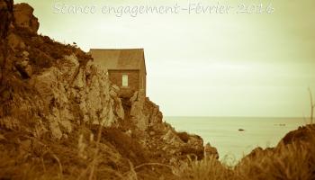 sance engagement plouha plage bonaparte photographe bretagne ctes darmor saint brieuc - Photographe Mariage Saint Brieuc