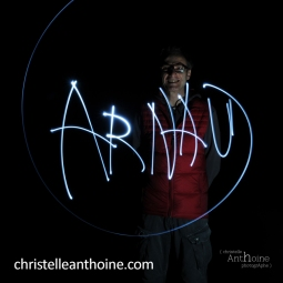 Stage lightpainting Bretagne Christelle ANTHOINE Photographe