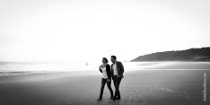 Photographe séance engagement Bretagne plage des Rosaires Plérin Christelle ANTHOINE 4