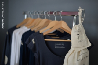 Photographe textile Bretagne Saint Brieuc vêtement tot bag La Musique des Anges 7