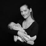 Séance photo nouveau né bébé photographe Bretagne 6