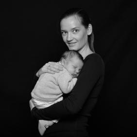 Séance photo nouveau né bébé photographe Bretagne 7