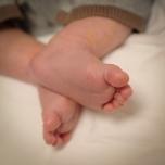 Séance photo nouveau né bébé photographe Bretagne 9