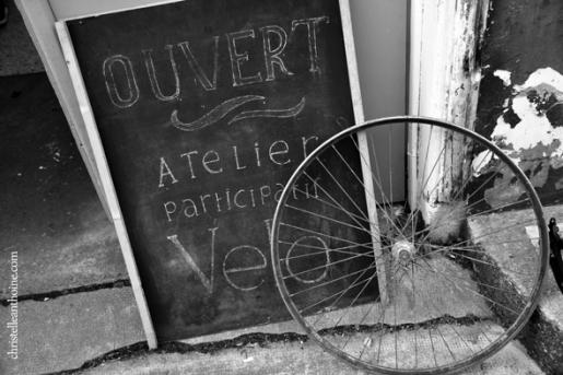Photographe Bretagne reportage association Vélo Utile écologie 1