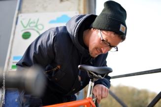 Photographe Bretagne reportage association Vélo Utile écologie 10