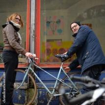 Photographe Bretagne reportage association Vélo Utile écologie 13