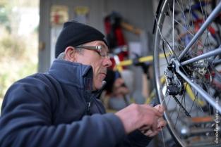 Photographe Bretagne reportage association Vélo Utile écologie 6