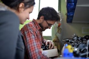 Photographe Bretagne reportage association Vélo Utile écologie 7