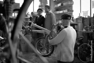 Photographe Bretagne reportage association Vélo Utile écologie 8