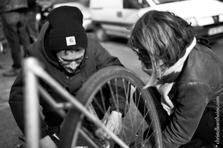 Photographe Bretagne reportage association Vélo Utile écologie 9