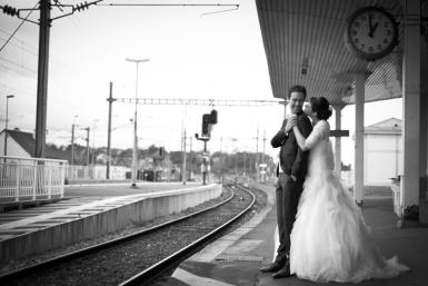 Photographe mariage Bretagne domaine Pommorio gare Lamballe Christelle ANTHOINE 12