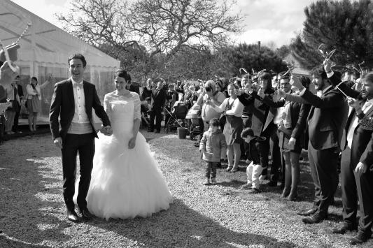 Photographe mariage Bretagne domaine Pommorio gare Lamballe Christelle ANTHOINE 74