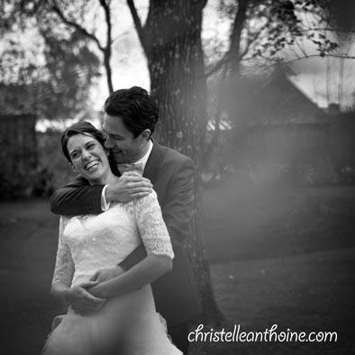 Photographe mariage Bretagne Saint Brieuc séance couple domaine Pommoriot