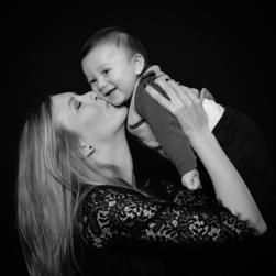 portrait famille séance photo studio Saint-brieuc photographe Bretagne 1