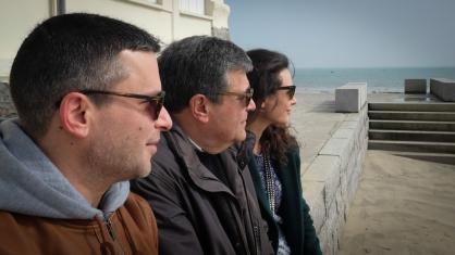 Séance famille photographe Bretagne plage Saint-Cast Le Guildo Christelle ANTHOINE 10