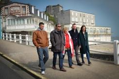 Séance famille photographe Bretagne plage Saint-Cast Le Guildo Christelle ANTHOINE 16