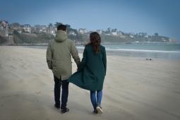 Séance famille photographe Bretagne plage Saint-Cast Le Guildo Christelle ANTHOINE 2