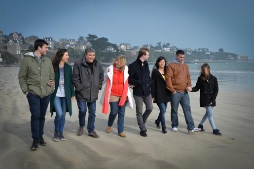 Séance famille photographe Bretagne plage Saint-Cast Le Guildo Christelle ANTHOINE 8