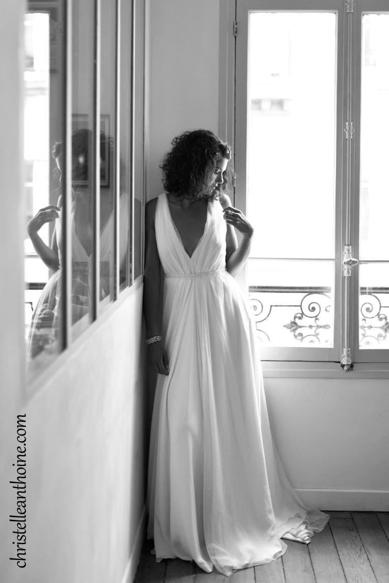 Photographe mariage bretagne Christelle Anthoine portrait lifestyle