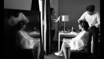 prparatifs de la marie photographe bretagne - Photographe Mariage Saint Brieuc