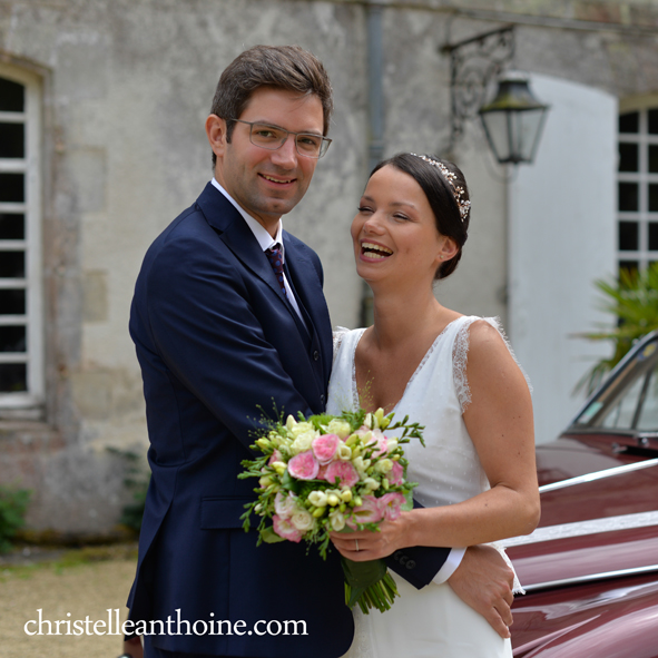 Christelle Anthoine Photographe mariage bénodet