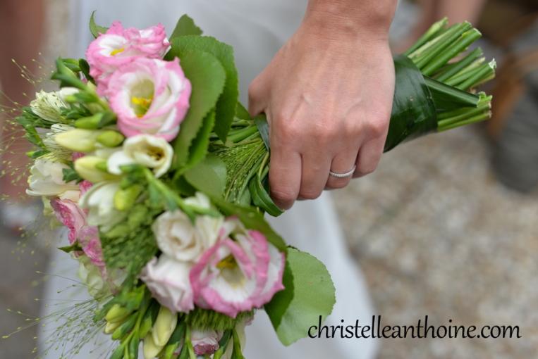 Christelle Anthoine Photographe mariage manoir de kérouzien bénodet