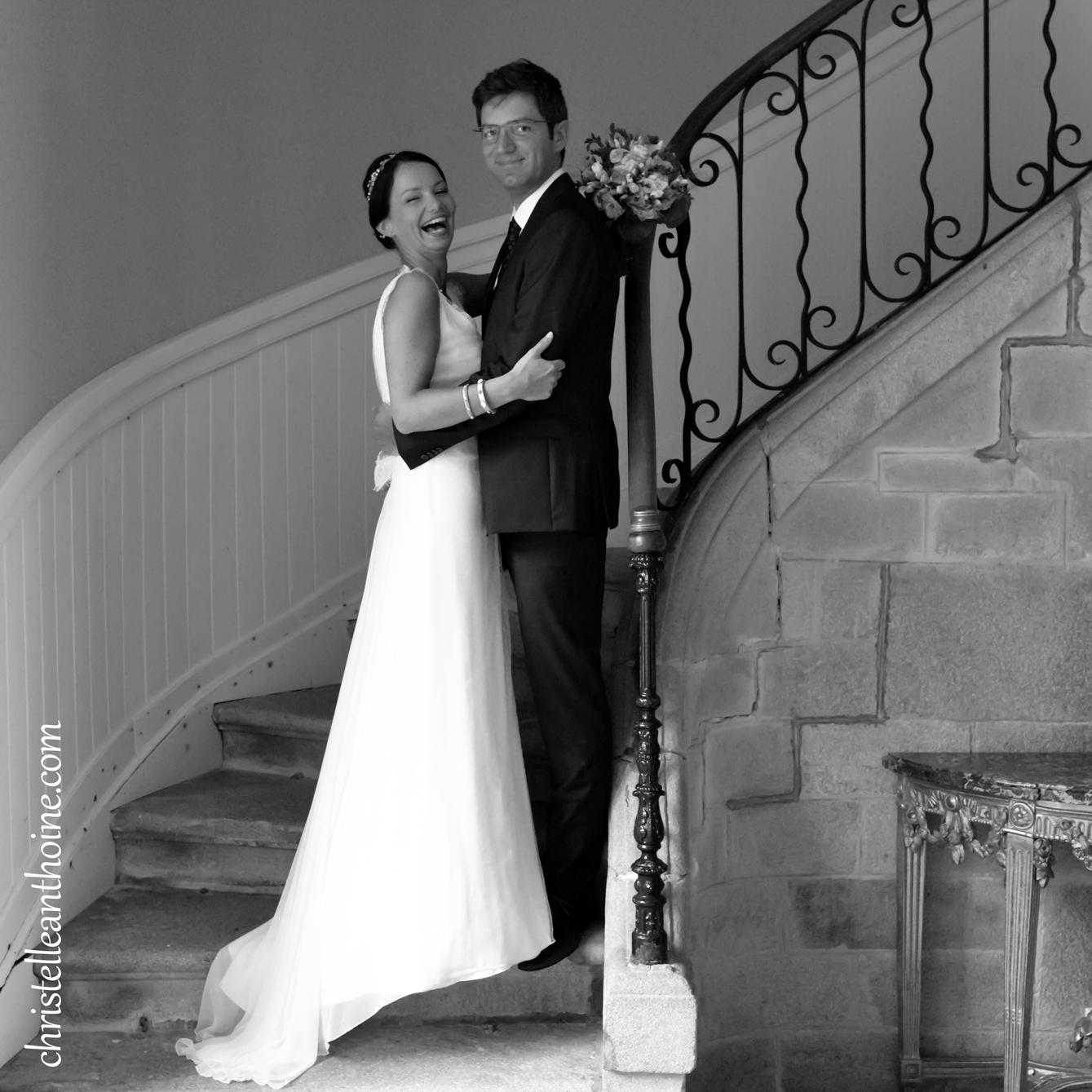 mariage manoir de kerouzien plomelin finistere photographe bretagne christelle anthoine28 - Photographe Mariage Finistere