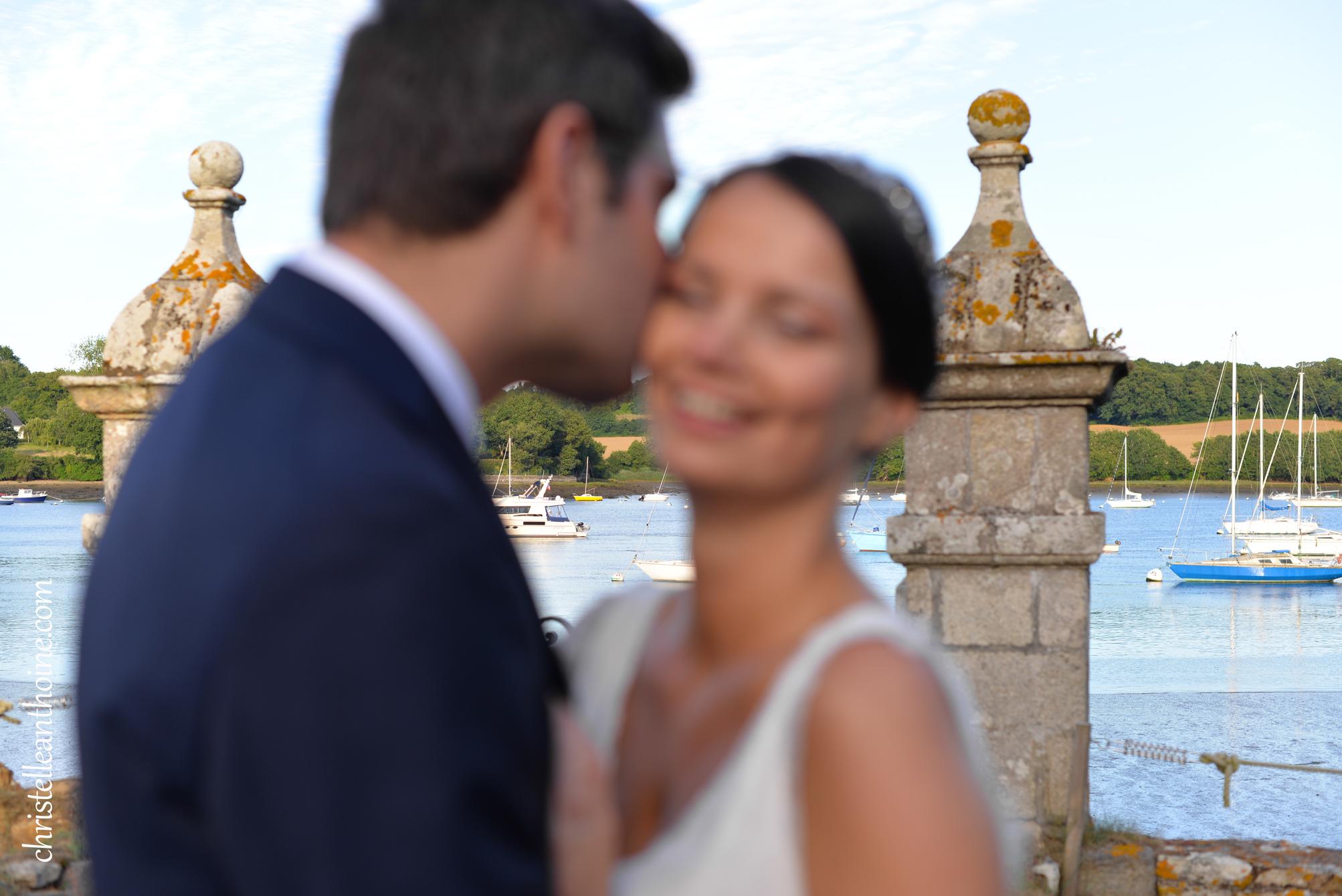 mariage manoir de kerouzien plomelin finistere photographe bretagne christelle anthoine35 - Photographe Mariage Finistere