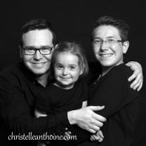 Christelle Anthoine Photographe portrait famille bretagne saint brieuc