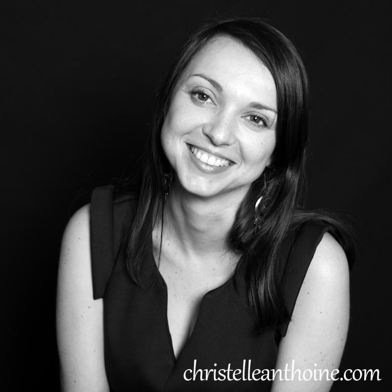 Christelle Anthoine photographe bretagne portrait noir et blanc entreprise corporate saint brieuc côtes d'armor