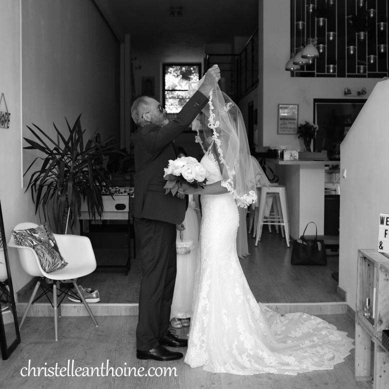 Christelle Anthoine Photographe mariage bretagne saint brieuc château des marais hillion 3