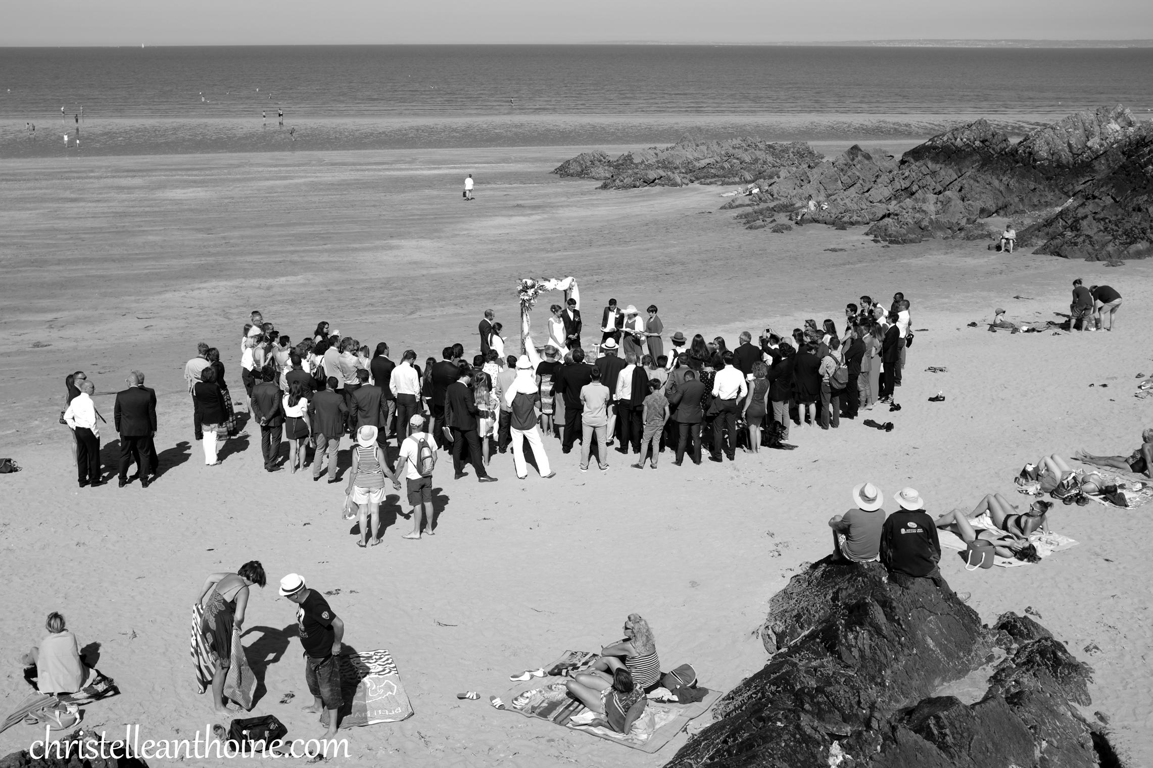Photographe bretagne portrait couple mariage saint brieuc cotes darmor binic plage