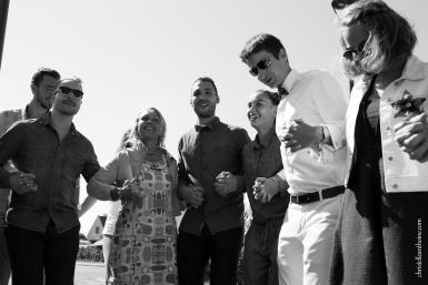 Photographe mariage bretagne mariés plougrescant côtes d'armor -11