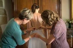 Photographe mariage bretagne mariés plougrescant côtes d'armor -38