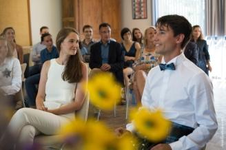 Photographe mariage bretagne mariés plougrescant côtes d'armor -4